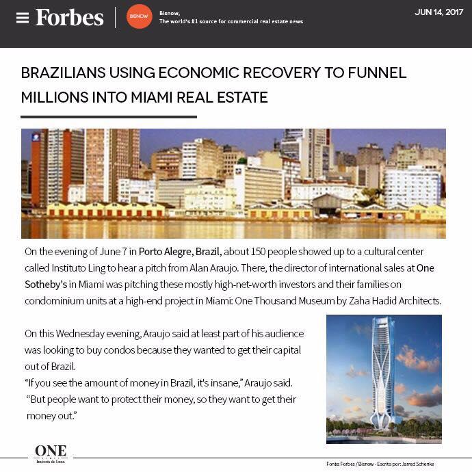 Evento realizado no Instituto Ling recebe destaque da Forbes